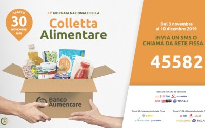 colletta alimentare 2019