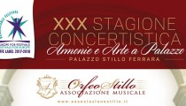 stagione concertistica stillo