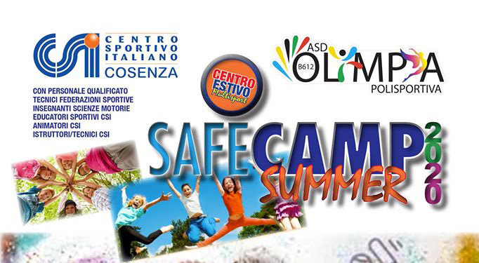 summer safe camp